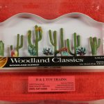 "3600 Woodland Scenics 1/2""-2 1/2"" catcus plants"