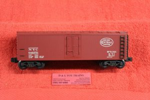 642-1751 K Line O-27 Scale 3 rail New York Central wood side reefer car