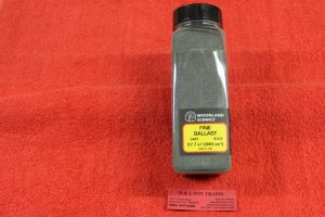 B1375 Woodland Scenics Gray fine ballast