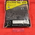 "TR1104 Woodland Scenics 2 1/2""-4"" pine tree kit"