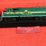 10002720 Atlas HO scale Hudson Bay Railway GP40-2 diesel engine