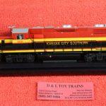 10003595 Atlas HO scale Kansas City Southern GP38-2 diesel engine DCC ready