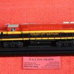 10003612 Atlas HO scale Kansas City Southern GP38-2 diesel engine DCC
