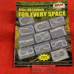#11 Atlas HO scale Ho layouts for every space track plan book