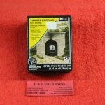 1153 Woodland Scenics N scale cut stone single tunnel portal