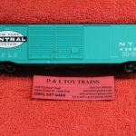 20003318 Atlas HO scale New York Central 50' Double door boxcar