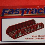2025050 Lionel O scale 3 Rail Christmas Girder bridge