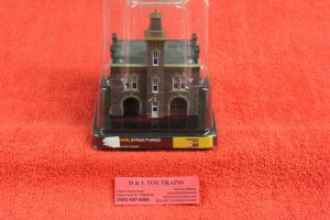 4934 Woodland Scenics N scale Fire house
