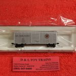 50001325 Atlas N scale Seaboard Air Line 40' PS-1 boxcar