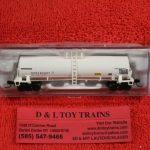 50002392 Atlas N scale DOW Chemical 17,360 gallon ACF tank car