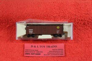50002483 Atlas N scale Erie 1932 ARA boxcar