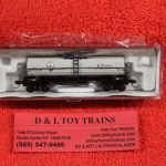 50002642 Atlas N scale Jefferson Chemical 11,000 gallon tank car