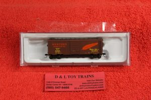 50002662 Atlas N scale Western Pacific 40' PS-1 boxcar