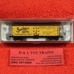 50002683 Atlas N scale Sinclairs 40' wood side reefer car