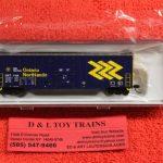 50002790 Atlas N scale Ontario Northland NSC 5111 boxcar
