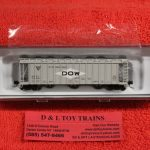 50002905 Atlas N scale DOW 3500 dry flo hopper car