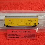 "50004277 Atlas N scale Green Bay Western ACF 50'6"" box car"