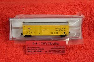 """50004277 Atlas N scale Green Bay Western ACF 50'6"""" box car"""