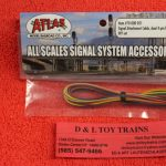 70000051 Atlas Dual 4 pin harness attachment cable