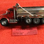 71059 Diecast Masters 1:50th scale Kenworth T880 tri axle dump truck