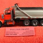 71067 Diecast Masters 1:50th or O scale Western Star 4900 tri axle dump truck