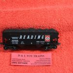 7523 Kadee HO scale Reading 50 ton AAR standard 2 bay hopper car