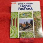 108804 O scale Lionel Fastrack track plan book