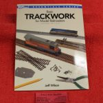 12479 Basci track eork for model railroaders book