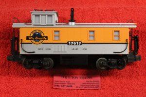 17617 Lionel O scale 3 rail Denver Rio Grande caboose