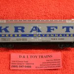 20002011 Atlas HO scale Kraft 40' wood side reefer car