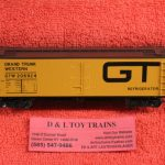 20003807 Atlas HO scale Grand Trunk Western 40' wood side reefer car