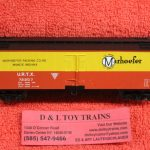 20003808 Atlas HO scale Marhoefer Packing 40' wood side reefer car