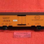 29811 Lionel O scale 3 rail Merchant's Despatch Transit hot box car
