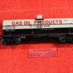 3005511 Atlas O scale 3 rail Gas Oil Products of Florida 11,000 gallon tank car