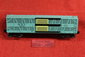 36118 Lionel O scale 3 rail New York Central pastel stock car