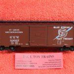 5024 Kadee HO scale St Louis Southern 40' PS-1 boxcar