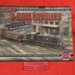 6008 Atlas O scale 3 rail track plan book