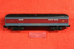 82498 Lionel O scale 3 rail Polar Express letters to Santa mail car