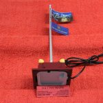 85271 Lionel O scale Polar Express flag pole