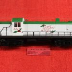 18827 Lionel O scale 3 rail Christmas RS3 diesel engine