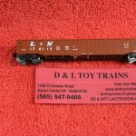 25209-04 Intermountain N scale Louisville Nashville 52' gondola car