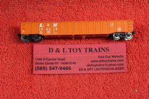 25209-10 Intermountain N scale Louisville Nashville 52' gondola car