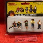 2728 Woodland Scenics O scale Full figured figures