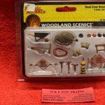 2762 Woodland Scenics O scale Road crew details