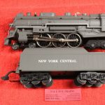 28030 Lionel O scale 3 rail New York Central 4-6-4 Hudson steam engine