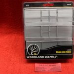 3003 Woodland Scenics O scale Chain Link fence