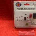 43-926 American Heritage O scale Garage Accessory set1