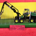 45560 Ertl 1:50th scale John Deere 1270G wheel tree harvester