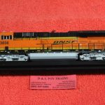 497101 Intermountain HO scale BNSF ET44AC diesel engine DCC ready
