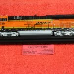 497101S Intermountain HO scale BNSF ET44AC diesel engine DCC